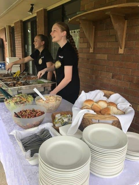 Corporate Catering Brisbane - Sunshine Coast